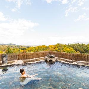鶯宿温泉森の風風呂